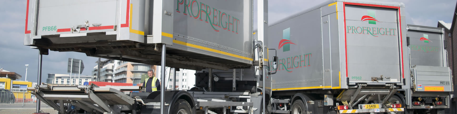 Profreight fleet