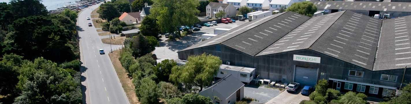 Guernsey depot header image